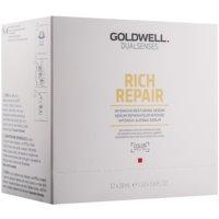 intensive erneuernde Creme für trockenes und beschädigtes Haar