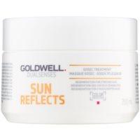 регенерираща маска  за коса увредена от слънце, хлор и солна вода