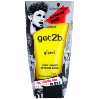 got2b Glued gel para dar definición al peinado para cabello