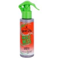 tvarující sprej na vlasy