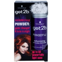 got2b PowderFul Stylingpuder für perfektes Volumen