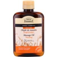 ulei cald pentru masaj