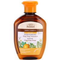 Green Pharmacy Body Care Ylang-Ylang & Orange aceite de baño