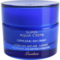 Guerlain Super Aqua crema de día hidratante nutritiva