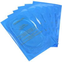 máscara hidratante para o contorno dos olhos