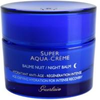 нічний зволожуючий бальзам для відновлення шкіри