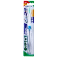 Travel Toothbrush for Permanent Retainer Users Soft