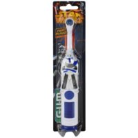 детска електрическа четка за зъби със сменяеми батерии софт