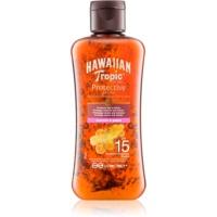 Hawaiian Tropic Protective олио за слънце SPF15