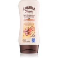 Hawaiian Tropic Satin Protection lait solaire SPF30