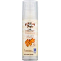 Hawaiian Tropic Silk Hydration Air Soft loción bronceadora SPF 50