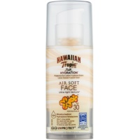 Hawaiian Tropic Silk Hydration Air Soft защитен крем за лице SPF 30