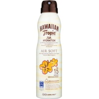 Hawaiian Tropic Silk Hydration Air Soft pršilo za sončenje SPF 15