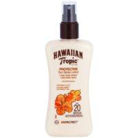 Hawaiian Tropic Protective водостійке молочко для засмаги SPF 20