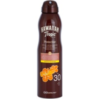 Hawaiian Tropic Protective Waterproof Sun Protection Dry Oil SPF 30