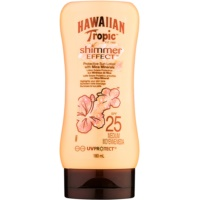 Hawaiian Tropic Shimmer Effect mleczko do opalania SPF 25