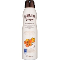 Hawaiian Tropic Satin Protection sprej na opalování SPF 15