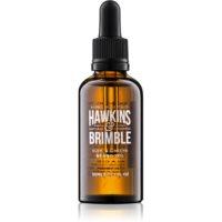 Hawkins & Brimble Natural Grooming Elemi & Ginseng aceite nutritivo para barba y bigote