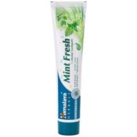 zubní pasta pro svěží dech