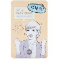 energizující pleťová maska