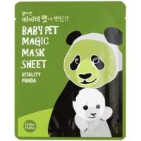 revitalizacijska in posvetlitvena maska za obraz