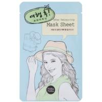 maska za posvetlitev za obraz