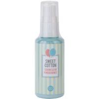 Spray matifiant