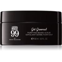 House 99 Get Groomed tisztító szappan szakállra 3 az 1-ben
