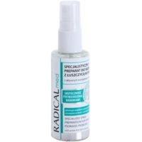 tratamiento calmante profesional para pieles con psoriasis