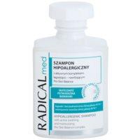 hypoalergenní šampon pro vlasou pokožku s lupénkou