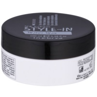 Styling Wax With Shine