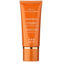 zpevňující protivráskový krém na obličej s vysokou UV ochranou