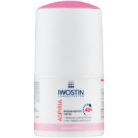 hydratačný a upokojujúci antiperspirant roll-on