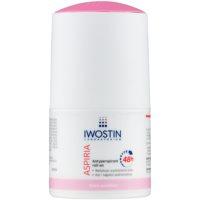 antitranspirante roll-on hidratante y calmante