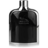 Jaguar Classic Black eau de toilette para homens 100 ml