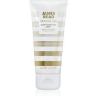 James Read Gradual Tan нічна зволожуюча маска для автозасмаги для тіла