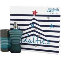 Jean Paul Gaultier Le Male zestaw upominkowy VIII. woda toaletowa 75 ml + dezodorant w sztyfcie 75 g
