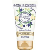 Jeanne en Provence Divine Olive крем для рук з поживною ефекту