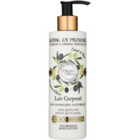 Nourishing Body Milk With Olive Oil