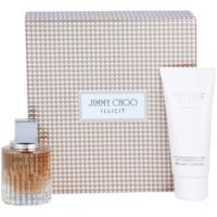 Jimmy Choo Illicit set cadou II. Eau de Parfum 60 ml + Lotiune de corp 100 ml