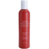 condicionador revitalizante dos tons vermelhos de cabelo