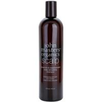 stimulierendes Shampoo für die gesunde Kopfhaut
