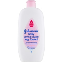 Johnson's Baby Wash and Bath gyengéd fürdő