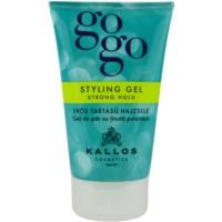 gel za lase z močnim utrjevanjem