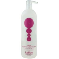 Regenerating And Nourishing Conditioner for Dry and Damaged Hair