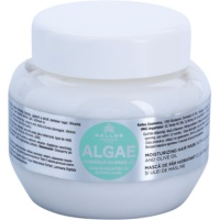 Hydrating Mask With Algae Extract And Olive Oil