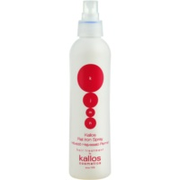 Protective Spray For Heat Hairstyling