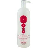 aufhellendes Shampoo für trockenes und empfindliches Haar