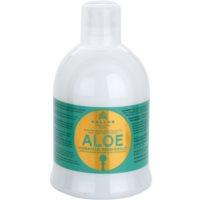 Restoring Shampoo With Aloe Vera