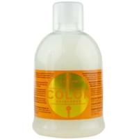 шампунь для фарбованого та ослабленого  волосся